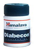 Himalaya Herbals Diabecon for Herbal Diabetes and Blood Sugar Control