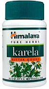 Himalaya Herbals Karela Herbal Remedy for Diabetes and Blood Sugar Control