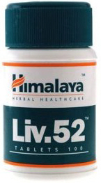 Himalaya Liv52 for Liver health