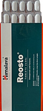 Himalaya Reosto helps maintain bone strength