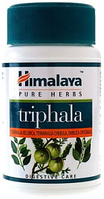 Himalaya triphala, Colon Cleansing, Supports Digestive System, gentle laxative