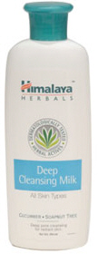 herbal deep cleansing lotion