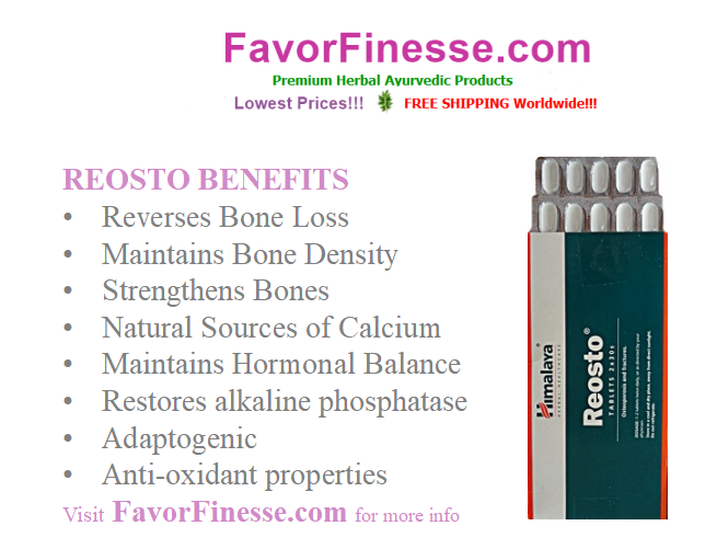 Image of Reosto benefits for bones