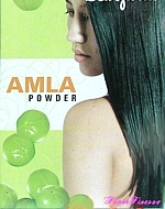 amla powder for hair and skin