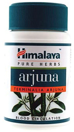 Himalaya Herbals Arjuna for maintaining blood pressure and blood circulation