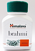Himalaya Bacopa or Himalaya Brahmi is a pure herb that helps improve brain functions