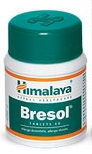 Himalaya Bresol Tablets for healthy respiratory functions