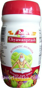 Dabur Chyawanprash or Chawanprash is an Ayurvedic Herbal Remedy to build immunity
