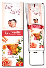 Fair & Lovely Ayurvedic Cream
