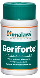 Himalaya Geriforte tablets for rejuvenation and stamina