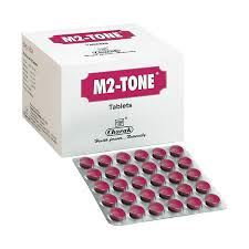 M2-Tone is an ayurvedic herbal formulation for female health