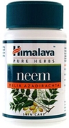 Himalaya Herbals Neem is a blood purifier