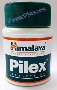 Himalaya pilex for vein and rectal health