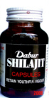 Dabur Shilajit bottle
