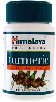 Himalaya Turmeric is a pure herb with many medicinal properties