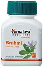 Click to purchase pure Brahmi tablets