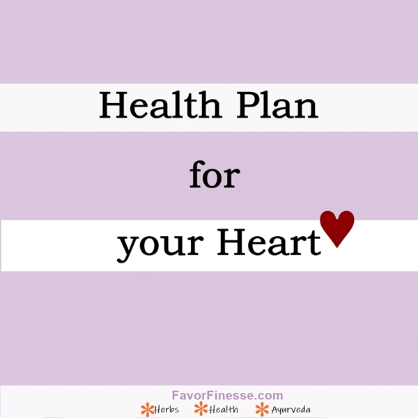 Health Plan for your heart