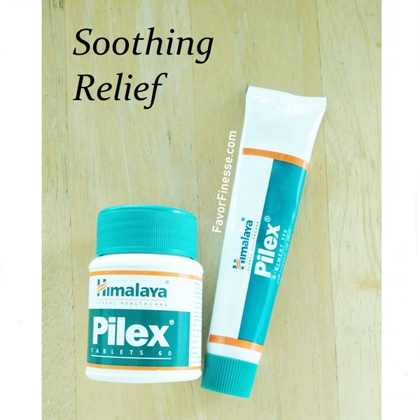 Pilex tablets and ointment for rectal health